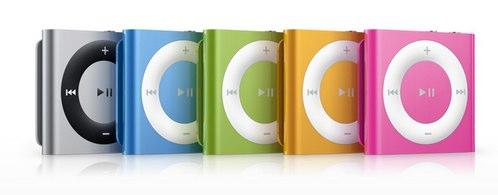 旧iPod shuffle