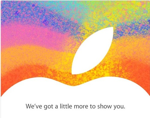 Apple招待状
