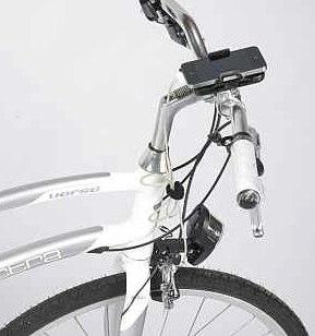 iPhoneが充電できる自転車