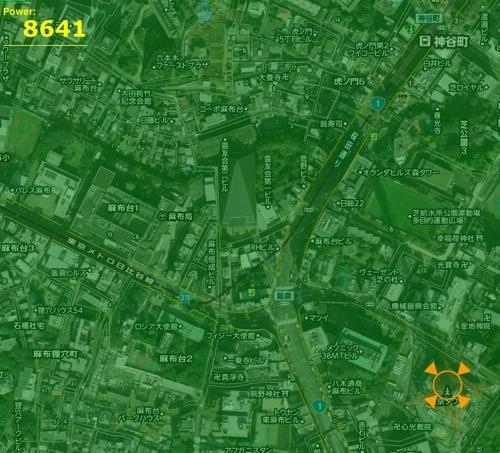東京タワースコア