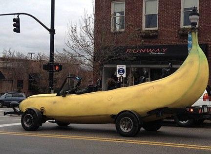 バナナカー