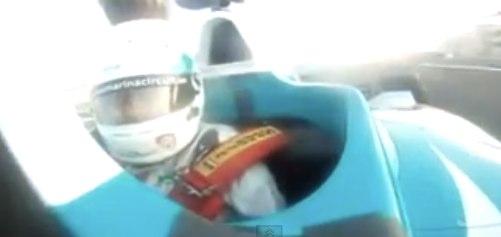 F1を体験できるそうです